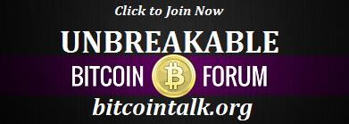 UnbreakableCoin Chat Forum!